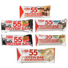 Why Sport 55 protein bar