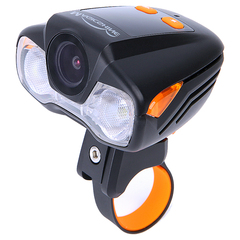 Magicshine Eagle DV + 4k camera front light 2019