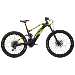 Fantic XF1 Integra Enduro 160 Carbon One bicycle 2019