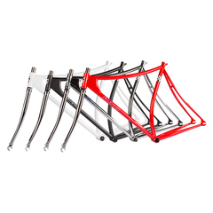 Single speed Z frame with fork